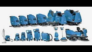 Обзор поломоечно уборочной техники Фимап www.kiiit.ru поломоечные и подметальные машины Fimap