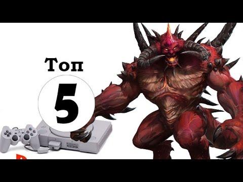 Топ 5 RPG на PS1