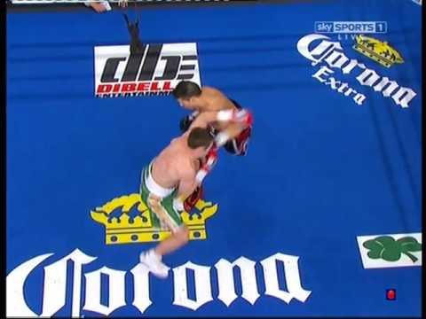 Matthew Macklin vs. Sergio Martinez - BOXING