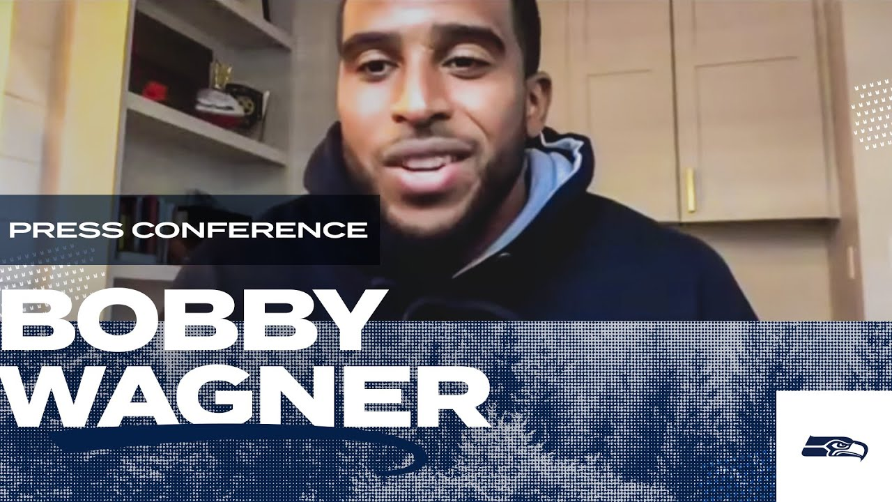 Bobby Wagner 2020 Pre-Training Camp Press Conference