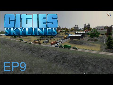 Cities Skylines: Traffic Lights! - Episode 9
