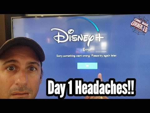 Disney Plus | CAN'T WATCH ANYTHING!!