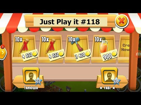 Just Play it #118 | Hay Day game Play