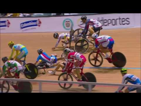 TOP 10 TRACK CYCLING CRASHES