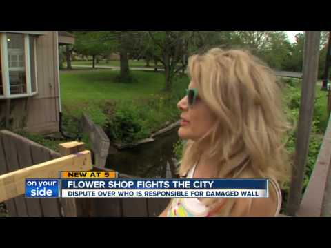 Flower shop fights the City of Oberlin