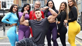 WHAT LIFE LOOKS LIKE WHEN YOU LIFT... ALPHALETE SQUAD DAY 2 IN LONDON