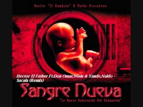 16.Hector El Father Ft.Don Omar,Wisin & Yandel,Naldo - Sacala remix (Sangre Nueva)