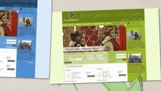 Marwadi Shaadi Website Quicklook