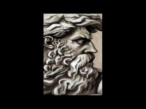 Erymanthos Dimitriadis Zeus (ancient Greek lyra)