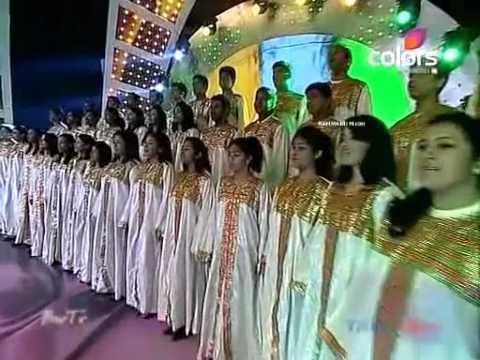 Audio Fixed - Vande mataram - IPL Awards 2010 | AR Rahman,KMMC Choir