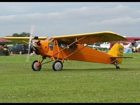 Curtiss Robin Airplane Type