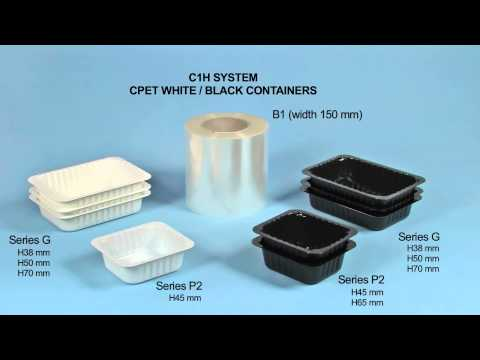 System C1H - Packaging materials