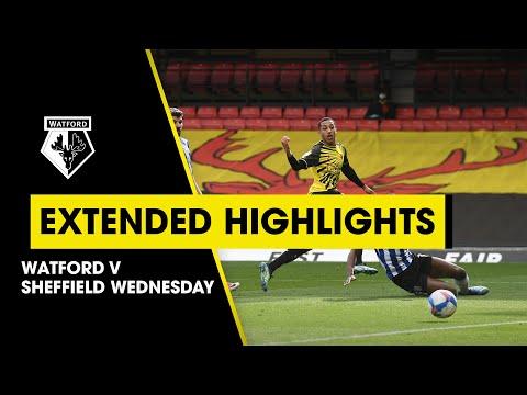 Watford Sheffield Wed Goals And Highlights