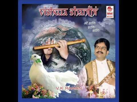 Omkara - Vishwa Shanthi - Flute by V.K