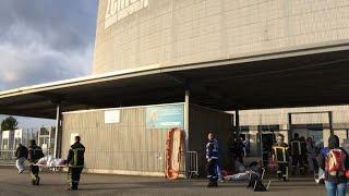Exercice attentat zénith de Nantes