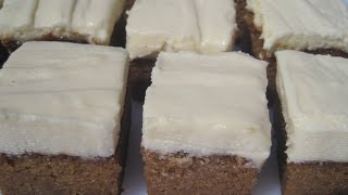Pumpkin Bars With Cream Cheese Frosting - How To Make Pumpkin Bar