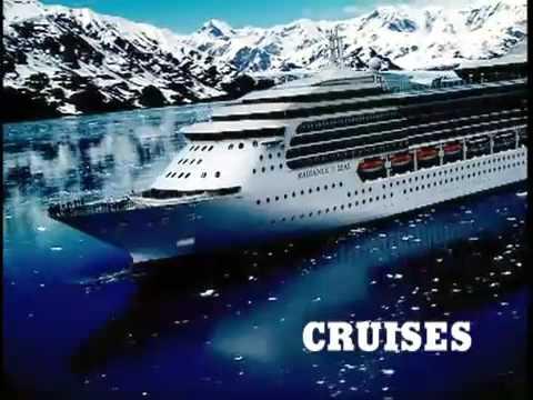 Celebrity cruises alaska may dvd