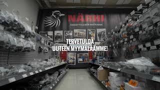 Närhi Oy - Uusien Tilojen Esittelyvideo // Saari Visuals