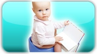 Potty Training and Multi-Tasking Baby! (The Baby Book)