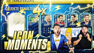 Prime ICON MOMENTS + 5x LIGUE 1 TOTS im Pack Opening 😱🔥 MEGA PACK LUCK trotz 31er Aktion!! FIFA 20