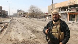 أخبار حصرية - مسجد #البغدادي بالموصل محرر قريبا