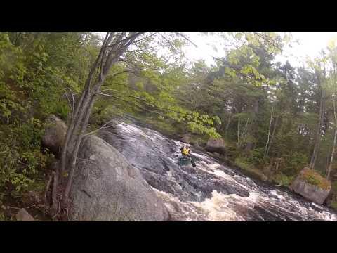 Machias River trip, Maine 2013 Days 1-3