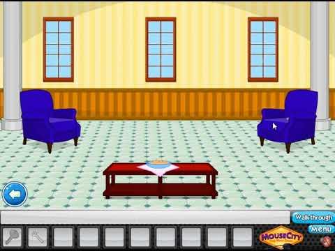 Escape Locked Mansion Walkthrough Mousecity Escape Games