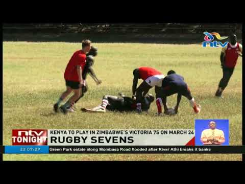 Kenya Sevens to play in Zimbabwe's Victoria Sevens on March 24th