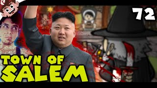 A North Korean God! (The Derp Crew: Town of Salem - Part 72)