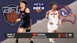 Battle At The Rock Spring Showcase - Lake Norman Christian vs. BFL Prep