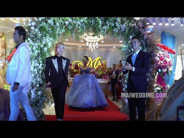 Đức Phúc hát mừng khai trường Mai Wedding - Chi Nhánh Huế