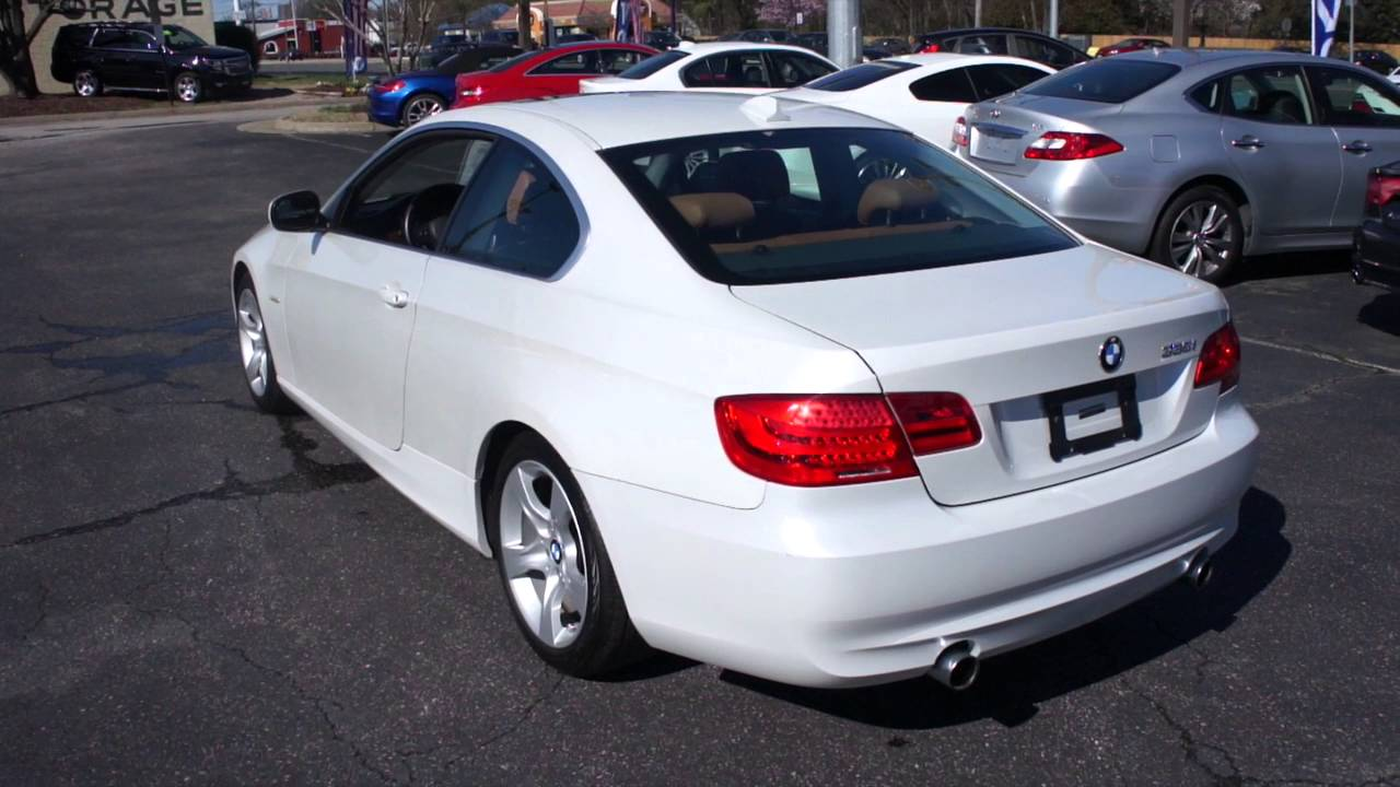 2011 bmw 335i coupe walkaround start up tour and overview youtube. Black Bedroom Furniture Sets. Home Design Ideas