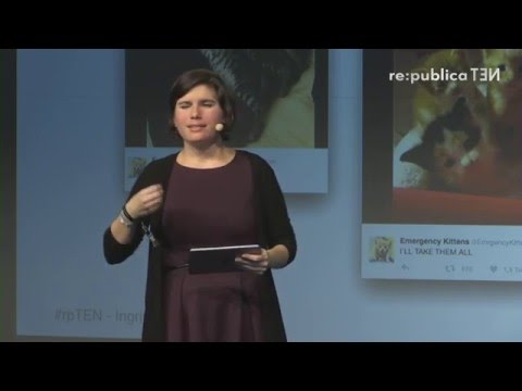 re:publica 2016 – Ingrid Brodnig: Warum Lügengeschichten so gut funktionieren on YouTube