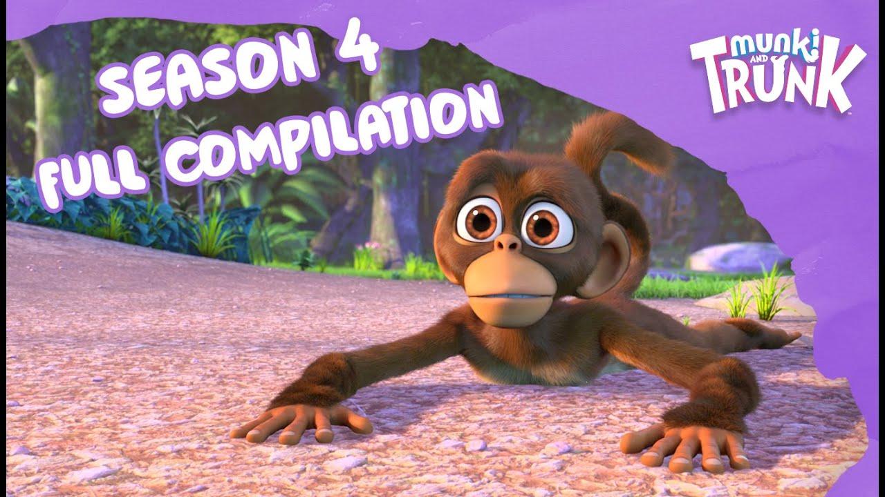 Download Full Season Compilation – Munki and Trunk Season 4