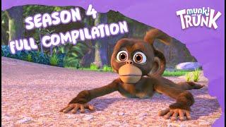 Full Season Compilation – Munki and Trunk Season 4