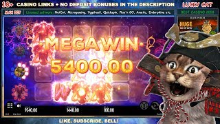 Pink Elephants (Thunderkick) Slot - MEGA BIG WIN REAL MONEY - BEST CASINO GAME TO PLAY