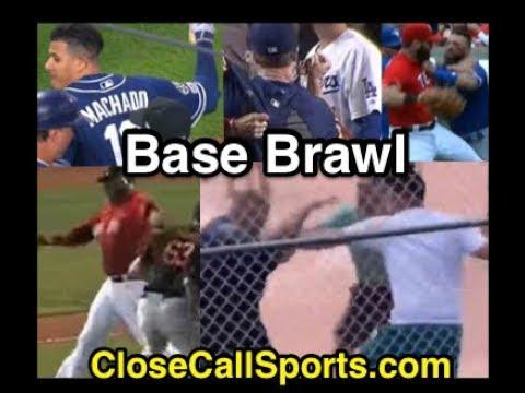Base Brawl – Lakewood Youth Baseball Parents Fight vs MLB Melees