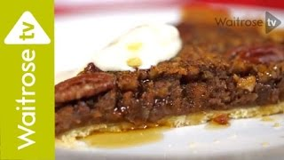 Pecan and Bourbon Tart  Waitrose