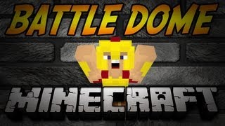 Minecraft BEST BATTLE DOME EVER - NO WORDS!! - w/ Skydoesminecraft JeromeASF and MORE!