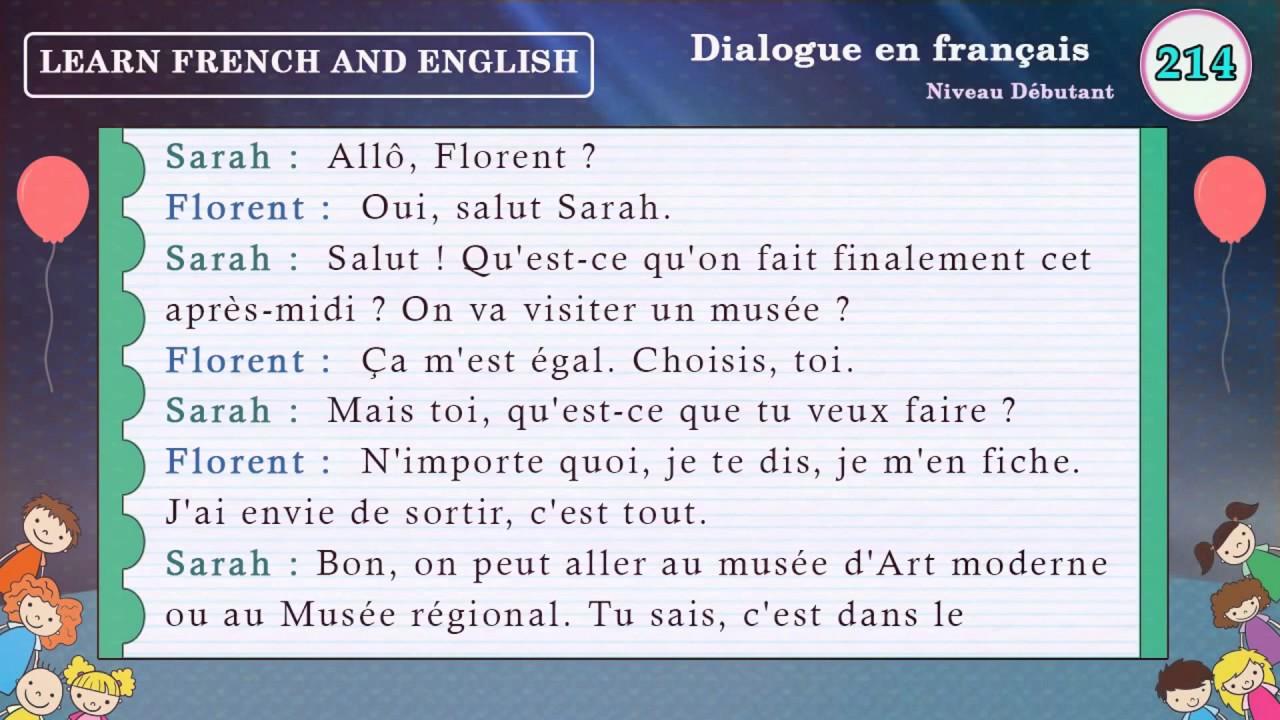 Apprendre le fran ais facilement avec des petits dialogues for Apprendre les tables facilement