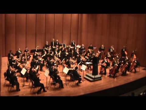 Jacksonville University Orchestra  Richardson video 2