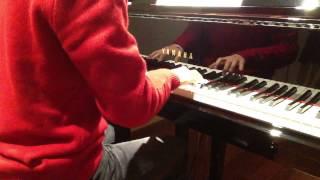 White Album 2 EP1 BGM (Shizukana Fuyu no Yoru) [Piano]