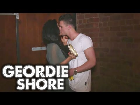 GEORDIE SHORE SEASON 7 - GAZ DOES THE DIRTY ON HIS MATES | MTV