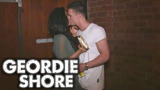 geordie shore season 7 gaz does the dirty on his mates   mtv
