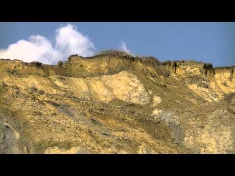 Jurassic Coast Erosion and Landslide