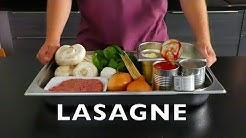 Keittäjän Päiväkirja: Lasagne