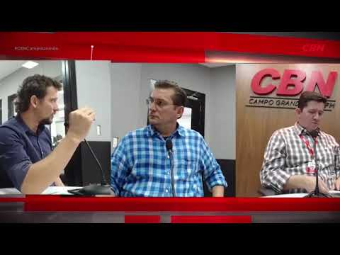Entrevista CBN Agro: vereador Eduardo Romero