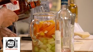 No-fuss Rosé Sangria - Mad Hungry With Lucinda Scala Quinn