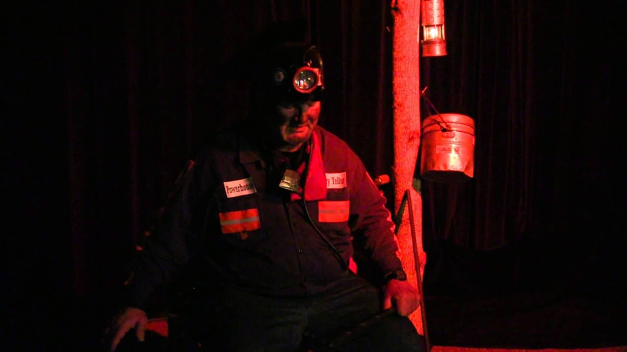 Coal Miner Storyteller Fred Powers Edited (6:27)