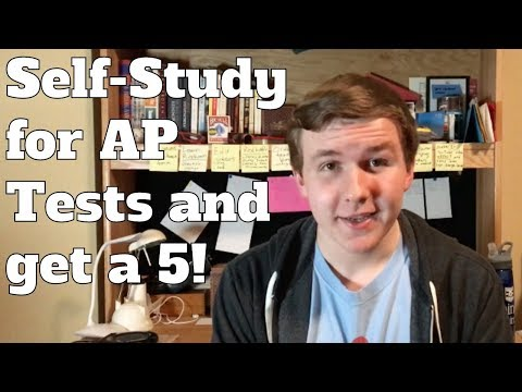 How to Self-Study for AP Tests and Get a 5!
